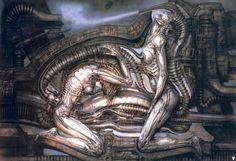 Biomechanical eroticism, love it.