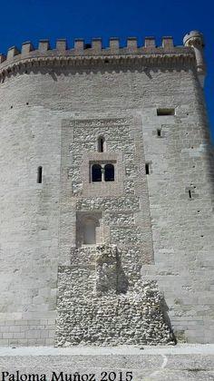 Castillo de La Mota, Medina del Campo, Valladolid.
