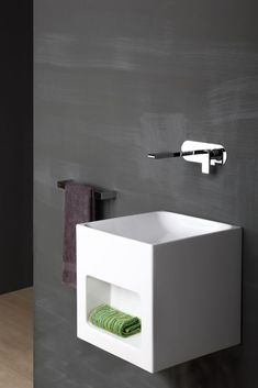 Modern Baths, Contemporary Bathrooms, Retro Bathrooms, Amazing Bathrooms, Laundry In Bathroom, Small Bathroom, Interior Design Toilet, Mid Century Modern Bathroom, Bidet
