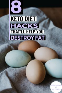 These Keto Diet hacks are THE BEST! I'm so happy I found these GREAT ketogenic diet tips! Now I have some great ways to lose weight and stick to the keto diet. #Macarons&Mochas #KetoHacks Diet Hacks, Diet Tips, Losing Weight Tips, Ways To Lose Weight, I Am Happy, Fitness Goals, Macarons, Ketogenic Diet, How To Plan