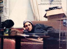 Kurt Cobain, 1987 by Tracy Marander