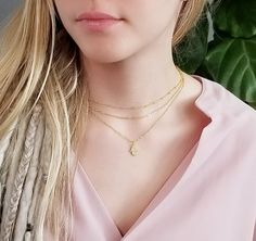 Lariat Necklace, Arrow Necklace, Everyday Necklace, Gold Chains, Chokers, Trending Outfits, Unique Jewelry, Etsy, Fashion