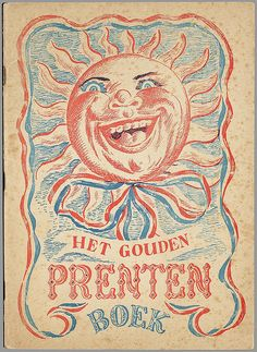 Het gouden prentenboek  1898 - 1948 by Piet Worm, 1948