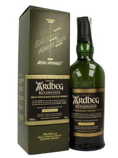 ARDBEG RENAISSANCE 1998 2008 70CL 55,9% - ISLAY WHISKY - SCOTCH WHISKY - Whisky Antique, Whisky & Spirits - Products