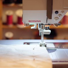 Our Instagram fan @liaspace is spending some quality time sewing with her BERNINA. #BERNINA #SewingMachine
