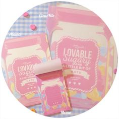 CANDY JARメモ帳   Etoile et Griotte Web Store
