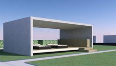 Moderne buitenkeuken - Archstudio Architecten