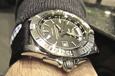 "Sportswatchblogger - Der Sportuhren Blog : Breitling Galactic 44mm Day Date Automatic ""Previ..."