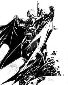 I actually enjoyed Whilce Portacio's short run on Batman Confidential...