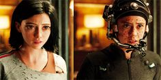 Alita battle angel edward norton scene - Alita: Battle Angel is a show visited by cyborgs found in the Iron Town dumpsite. This cyborg was . Alita Movie, Alita Battle Angel Manga, Angel Movie, Happy Death Day, Edward Norton, Female Superhero, Motion Capture, Large Eyes, Wolves