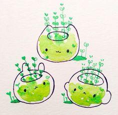 M'sBlog - birduyen:   terrarium babies
