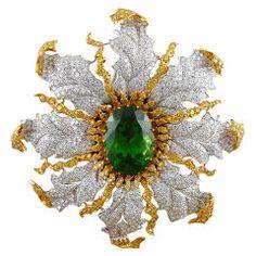 Buccellati flower
