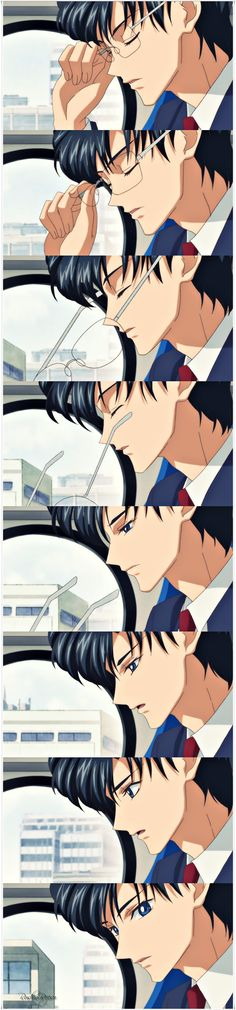 Its so beautiful Sailor Moon Crystal, Cristal Sailor Moon, Arte Sailor Moon, Sailor Saturn, Chiba, Anime Love, Anime Guys, Sailer Moon, Tuxedo Mask