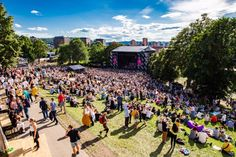 Øya Festival - First names announced...: Norway's premier music festival Øya returns next summer to the beautiful Tøyenparken, Oslofrom…