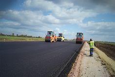 MOBA - Increase road longevity with optimum asphalt compaction.