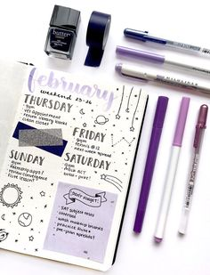 emma's studyblr — studyinginstyle: Savoring my last few days of. Hilfe im Studium mit ZENTRAL-lernen. e-learning Bullet Journal Mise En Page, Bullet Journal Planner, Bullet Journal Notes, Bullet Journal Spread, Bullet Journal Layout, My Journal, Journal Pages, Diary Planner, Scrapbook Journal