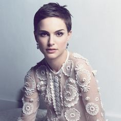 The Manic Pixie Dream Cut - Natalie Portman