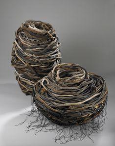 CARRY YOUR WEIGHT & WHIRLPOOL ARTIST: Shannon Weber, Oregon * Palm Tree kelp, bull kelp,