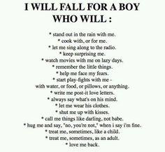 Boys, well....Will be Boys