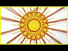 Плетем Панно-мандалу из бумажных трубочек! 1 часть! Запись трансляции! 12.04.18 - YouTube