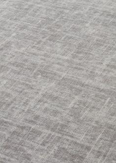 Desso & Ex unique home flooring concept in linen pattern – colour Industrial Grey.