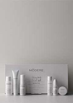 モデーア W スキンケアトライアルセット | モデーアWラインの6製品※すべてがセットに。
