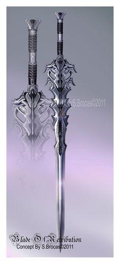 Blade Of Retribution by ~Lee99 on deviantART