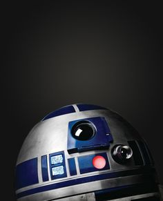R2, striking a pose. #starwars #r2d2