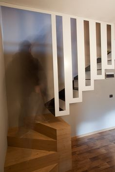 A Stair by B.E.Ar. PROGETTI as Architects  Archello
