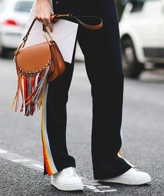 12 Trends That Are About To Be All Over The Internet #refinery29 http://www.refinery29.com/street-style-trends-nyfw-ss17-photos