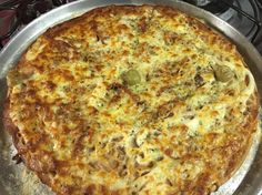 Pizza em Serafina Corrêa/RS Brasil, terra do Festipizza.
