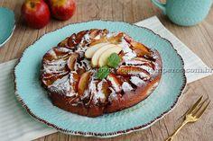 Bolo de maçã – de frigideira