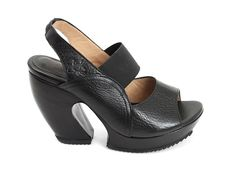 Spur (Black) John Fluevog These probably look way better on a foot and with an outfit.
