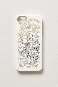 Seeded Bouquet iPhone 5 Case
