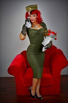 Doll Deluxe -- more at --> http://pinup-fashion.com/4186/doll-deluxe-vintage-inspired-dresses-and-separates-from-australia/