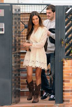 Iker Casillas y Sara Carbonero compran la casa de Lydia Bosch en La Finca