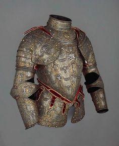 Partial Armour, Italian, C.1570-90.