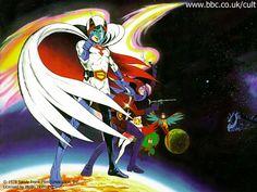 Battle of the planets / Strijd de planeten    G force team of in het nederlands Giefors team :)