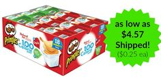 Pringles 2 Flavor Snack Stacks 18-Count as low as $4.57! ($0.25 each)