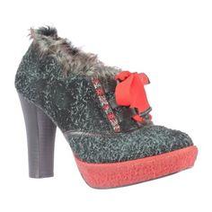 Poetic License Ankleboots HEIDI'S DREAM SPECKLED black - http://on-line-kaufen.de/poetic-licence/poetic-license-ankleboots-heidis-dream-speckled