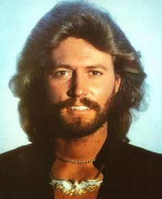 Barry Gibb, lead singer of the Bee Gees