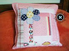 almofadas de patchwork - Pesquisa Google