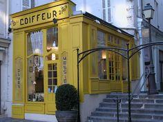a salon in Paris - le Marais