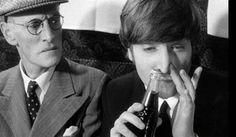 Lennon on coke :')