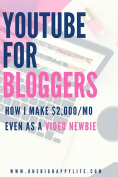 Want to create videos that convert viewers into raving fans but don't know where to start? Here's a blogging tip for you: YouTube is the best place for bloggers to grow their reach. In one year, I have grown my YouTube channel to nearly 30,000 subscribers even though I had no idea how to make a YouTube video when I started. I'm sharing all of my tips about how to come up with youtube video ideas, starting a youtube channel, and youtube channel ideas for bloggers who want to make money…