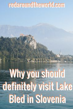 Why you should definitely visit Lake Bled in Slovenia The biggest European secret treasure - sLOVEnia \\Secret Destinations// \\Wanderful sLOVEnia// \\Wanderful Balkan// \\Wanderful Europe// Top secret destinations in Europe Europe On A Budget, Travel Tips For Europe, Best Places To Travel, Beautiful Places To Visit, Cool Places To Visit, Top European Destinations, Travel Destinations, Slovenia Travel, Europe Continent
