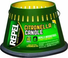 Large Citronella Candle $13.11 Shipped!