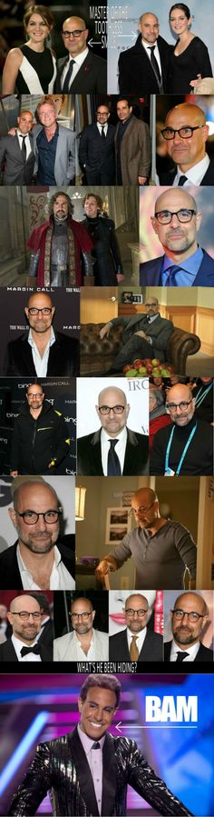 stanley tucci master of the toothless smile
