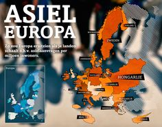The Refugee Map of Europe | Big Think
