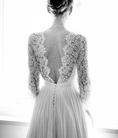Robe de mariée Constance Fournier - 2014